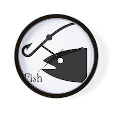iFish Wall Clock