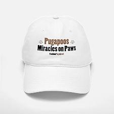 Pugapoo dog Baseball Baseball Cap