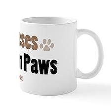 Poovanese dog Coffee Mug