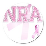 Nra Round Car Magnets