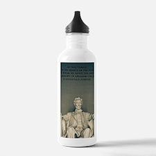 Lincoln Memorial Water Bottle