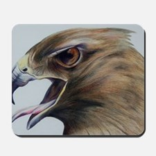 Red Hawk Mousepad