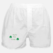 Pog Mo Thoin (Kiss my butt) Boxer Shorts