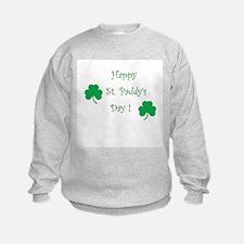 Happy St. Paddy's Day Jumpers w/ Shamrocks