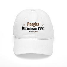 Poogle dog Baseball Cap