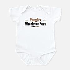 Poogle dog Infant Bodysuit