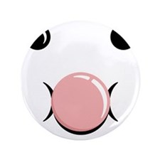 "FaceBubble 3.5"" Button"