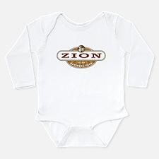 Zion National Park Body Suit