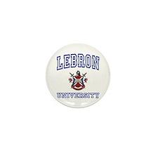 LEBRON University Mini Button (100 pack)