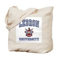 LEBRON University Tote Bag