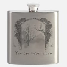 You are Never Alone Flask