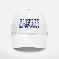 KLINGER University Baseball Baseball Cap