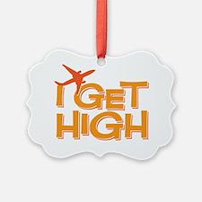 I get high Ornament