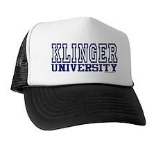 KLINGER University Trucker Hat