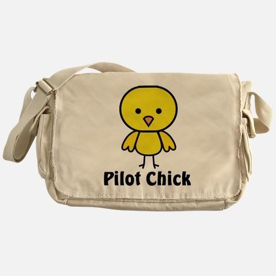 Pilot Chick Messenger Bag