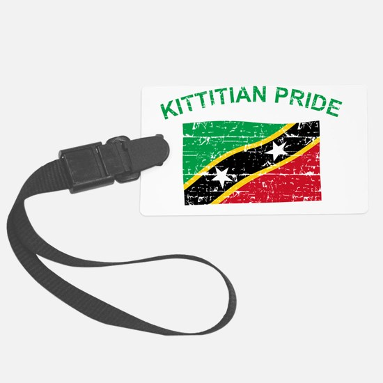KITTS Luggage Tag