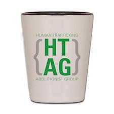 HTAG Emblem Shot Glass