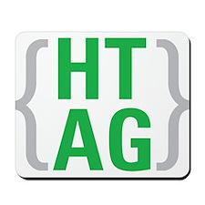 HTAG Emblem Mousepad