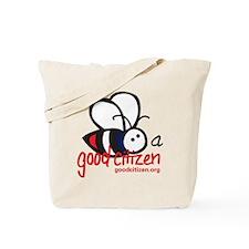 Bee Tee - Light Colored Tote Bag