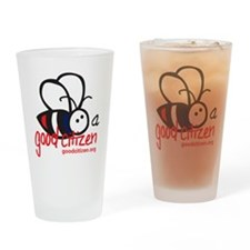 Bee Tee - Light Colored Drinking Glass