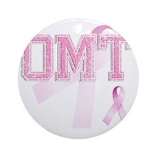 OMT Round Ornament