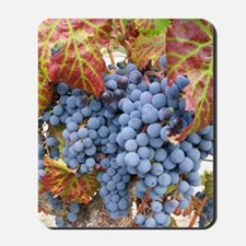 Fall Grapes 2 Mousepad
