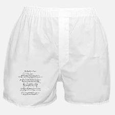 Cool Coast guards fiancee Boxer Shorts