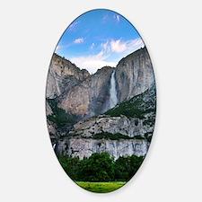 Yosemite Falls Decal