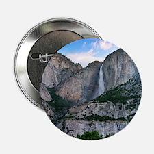 """Yosemite Falls 2.25"""" Button"""