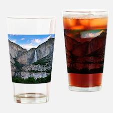 Yosemite Falls Drinking Glass