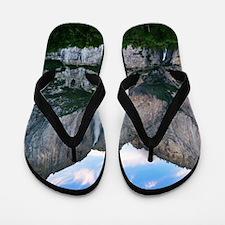 Yosemite Falls Flip Flops