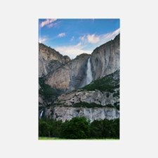 Yosemite Falls Rectangle Magnet