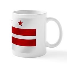 Washington DC Flag Mug