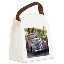 Old Truck 2 Canvas Lunch Bag
