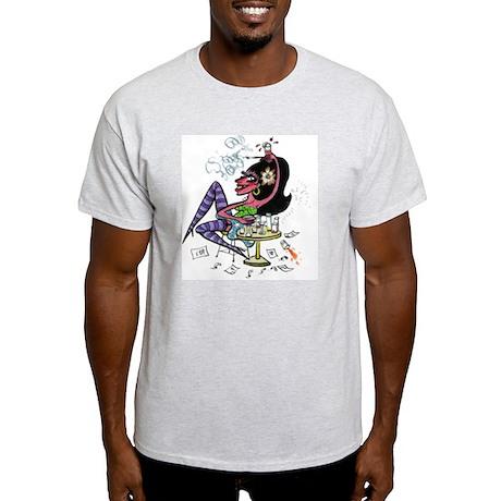 The serious party-goer Light T-Shirt
