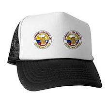 Official Colombian Drinking Team Stein Trucker Hat