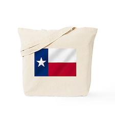 Texas State Flag Tote Bag