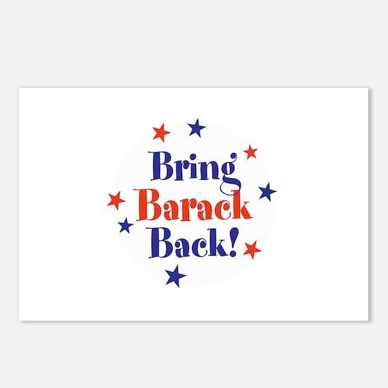 Bring Barack Obama Back Postcards (Package of 8)