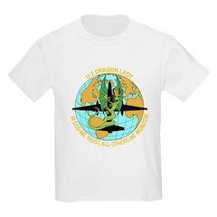 Dragon Lady Kids T-Shirt