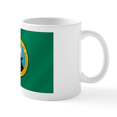 Washington State Flag Mug