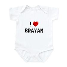 I * Brayan Infant Bodysuit