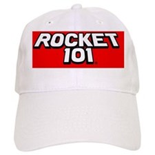 Rocket101 Bumper Sticker Baseball Cap