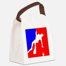 Rescue Swimmer Canvas Lunch Bag