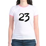 The Number 23 Jr. Ringer T-Shirt