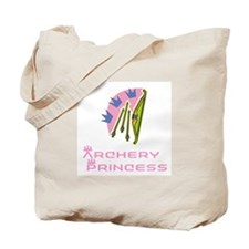 ArcheryChick Princess Tote Bag