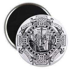 Exaltation of the Holy Cross Orthodox Churc Magnet