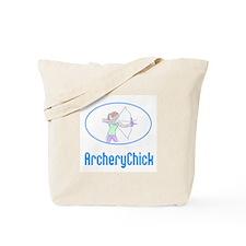 ArcheryChick Logo Tote Bag