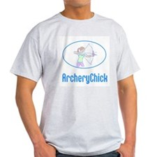 ArcheryChick Logo T-Shirt