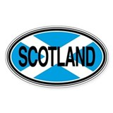 Scottish Bumper Stickers