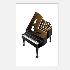 Amir grand piano Postcards (Package of 8)